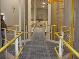 industrial access catwalk