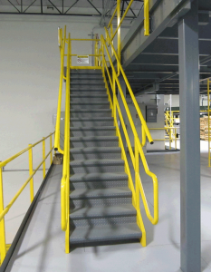 Mezzanine Work Platform Storage Platform Accessories