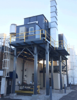 oxidizer equipment platform
