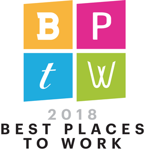 2018 Best Places to Work - Steele Solutions